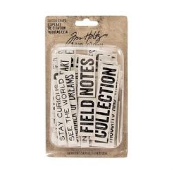 TH93563 - Tim Holtz® - Ideaology™ - Paperie - Quote Chips